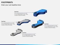 Footprints PPT slide 4