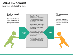 Force field analysis PPT slide 22
