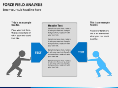 Force field analysis PPT slide 10