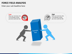 Force field analysis PPT slide 3