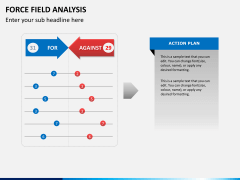 Force field analysis PPT slide 7