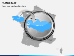 France map PPT slide 13