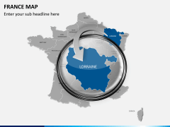 France map PPT slide 14