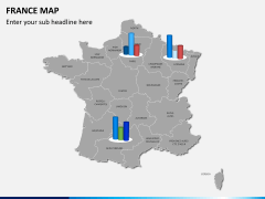 France map PPT slide 17
