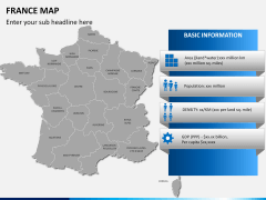 France map PPT slide 18