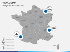 France map PPT slide 3