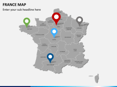 France map PPT slide 5