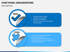 Functional organization PPT slide 5