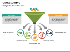 Funnel sorting PPT slide 11