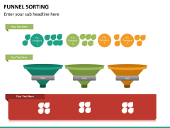 Funnel sorting PPT slide 16