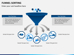 Funnel sorting PPT slide 3