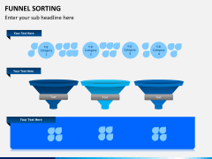 Funnel sorting PPT slide 8