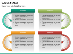 Gauge stages PPT slide 27