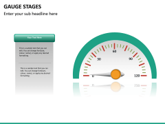 Gauge stages PPT slide 17