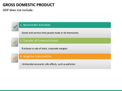 Gross domestic product PPT slide 26