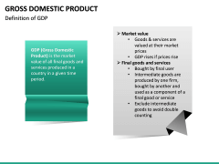 Gross domestic product PPT slide 18
