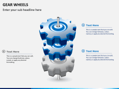 Gear wheels PPT slide 4