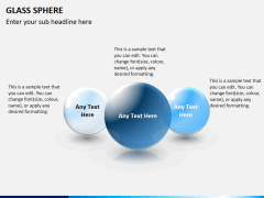Glass sphere PPT slide 3