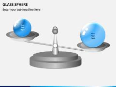 Glass sphere PPT slide 5