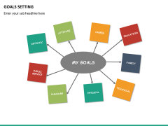 Goals setting PPT slide 14