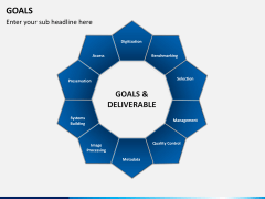 Goals bundle PPT slide 17