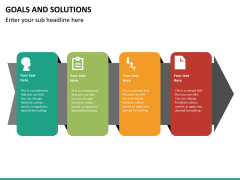 Goals & Solutions PPT slide 9
