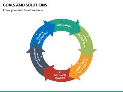Goals & Solutions PPT slide 12