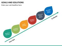 Goals & Solutions PPT slide 13