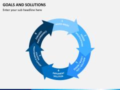 Goals & Solutions PPT slide 5