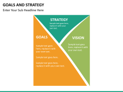 Goals and Strategy PPT slide 21