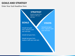 Goals and Strategy PPT slide 7