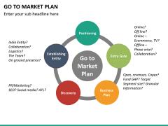 Go to market plan PPT slide 21