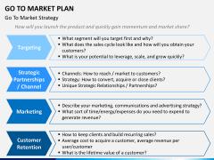 Go to market plan PPT slide 11