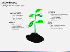 Grow model PPT slide 5