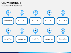 Growth Drivers PPT slide 21