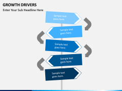 Growth Drivers PPT slide 23