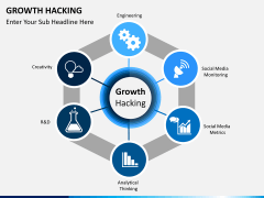 Growth hacking PPT slide 1