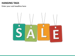 Hanging tags PPT slide 10