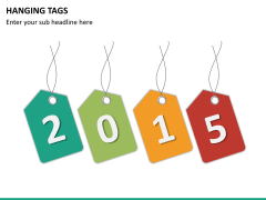 Hanging tags PPT slide 15