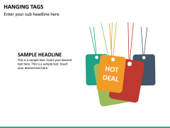Hanging tags PPT slide 16
