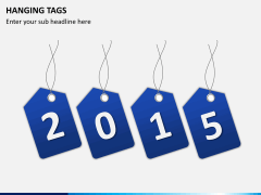 Hanging tags PPT slide 7