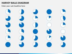 Harvey balls PPT slide 8