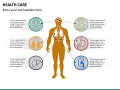 Healthcare PPT slide 8