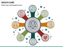 Healthcare PPT slide 9