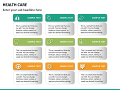 Healthcare PPT slide 12