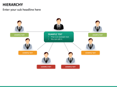 Hierarchy PPT slide 13