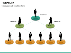 Hierarchy PPT slide 18