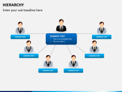 Hierarchy PPT slide 3