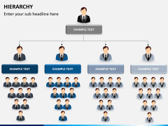 Hierarchy PPT slide 5