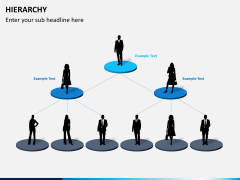 Hierarchy PPT slide 8